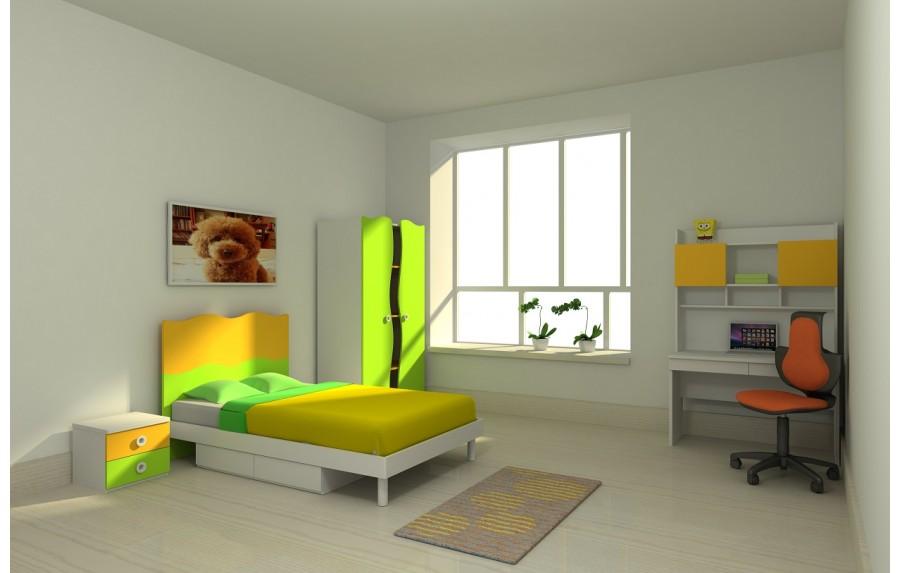 2554688f0cdd Moderná detská izba SUMMER