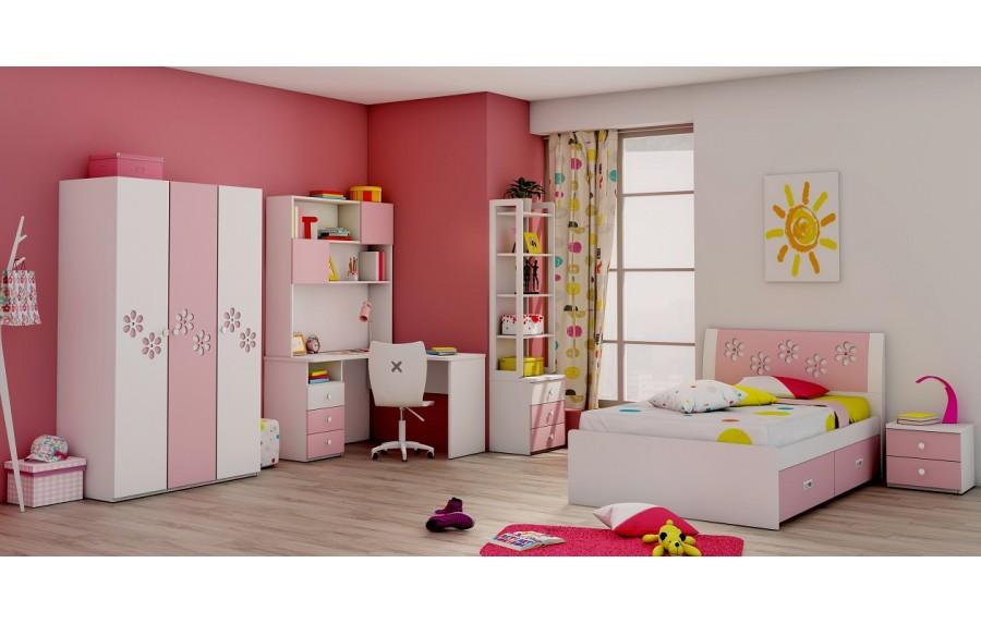 de3e353fd6ac Moderná dievčenská izba DAVIDA