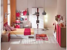 Dievčenská detská izba APPLE